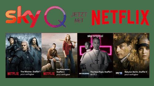 Netflix Bei Sky