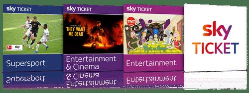 Sky Ticket Angebote Ueberblick