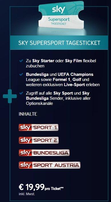 Sky Online Fußball