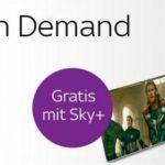 Sky On Demand: Was ist das? – Infos & Buchung