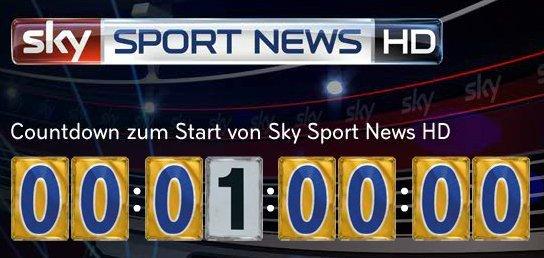 Sky Sport Senderliste