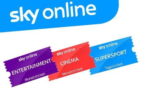Sky Go Tagesticket