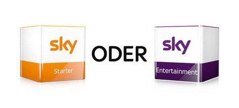 Sky Starter Sky Entertainment