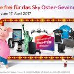 Sky Oster-Gewinnspiel 2017 – Tipps, Gewinne, Mitspielen