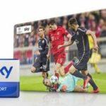 Sport-Highlights bei Sky im Juni 2016