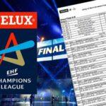 Handball Champions League Live (TV und Stream) bei Sky