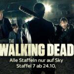 The Walking Dead – Staffel 7 JETZT bei Sky!