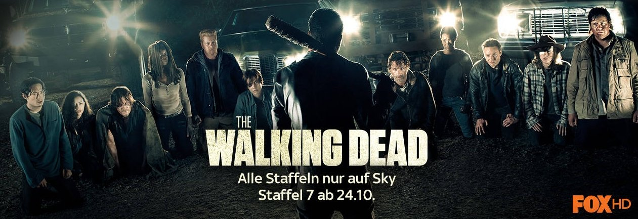 sky go the walking dead staffel 7