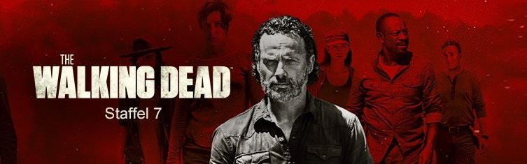 walking dead staffel 7 sky go