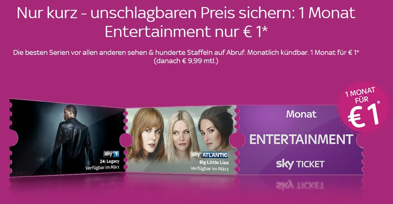 sky-ticket-angebote-entertainment-1-euro