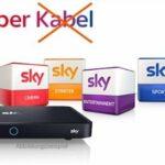 Sky ohne Kabelanschluss – So geht's, Info & Buchung
