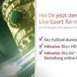 DFB-Pokal Halbfinale 2017 LIVE bis Sky!