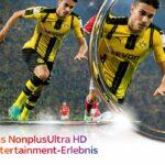 Live-Sport in Ultra HD bei Sky – Fußball in 4K