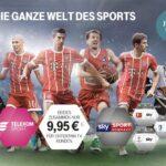 Telekom Sport inkl. Sky Sport kompakt – Infos, Angebote ab 9,95€, Buchung