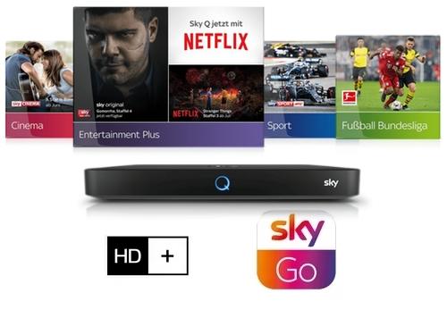 Sky komplett Angebote 🔥 AKTUELL - Alles von Sky hier im Special sichern!