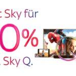 Sky Neukunden – Angebote, Verfügbarkeit, Preise