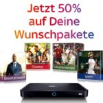Sky Angebot – 50% Rabatt auf alles – Inklusive Sky Q – ab 12,49€!