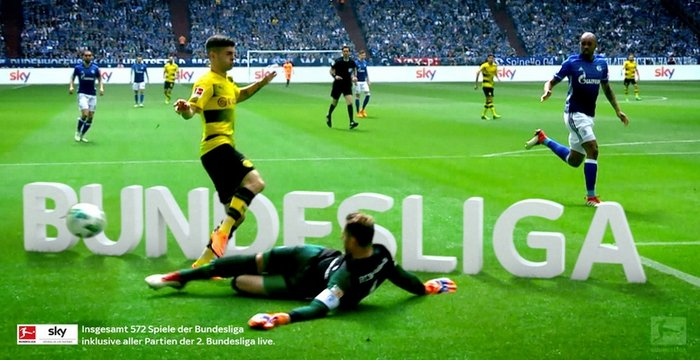 Sky Bundesliga Freitagsspiel