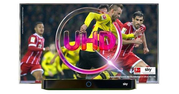 Sky Ultra HD Angebote
