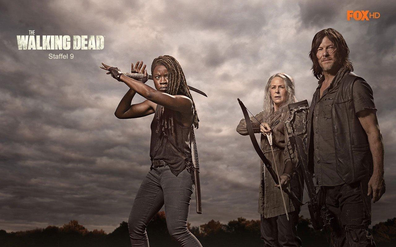 The Walking Dead Staffel 9 Teil 2