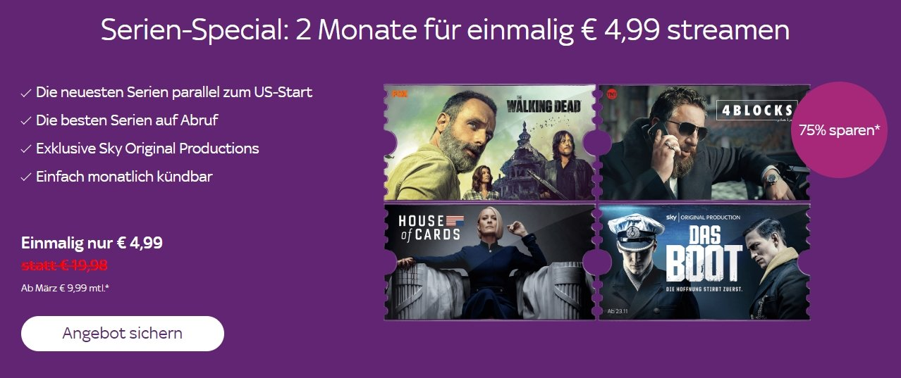 sky-ticket-angebot-serien-special-2-monate