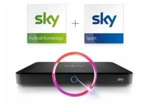 Kompletter Sky Sport Kombi Angebot - 63% Rabatt - nur 24,99€/Monat!