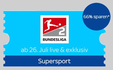 Sky Ticket Sport - JETZT nur 9,99€* im 1. Monat - monatlich kündbar! ⚽️