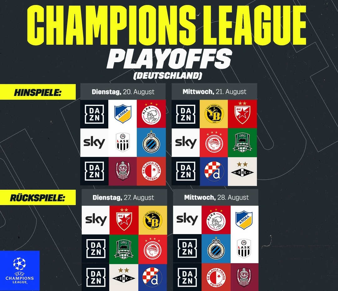 dazn-champions-league-playoffs-live