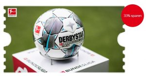 Sky Hinrunden-Ticket: 5 Monate Sky Ticket Supersport nur 99,99€