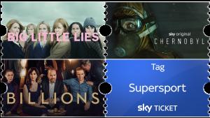1 Monat nur 4,99€ (!) für Sky Ticket Entertainment + 1 Tag Live-Sport geschenkt* 🎬