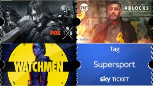 NUR KURZ: 1 Monat nur 4,99€ für Sky Ticket Entertainment + 1 Tag Live-Sport geschenkt* 🎬