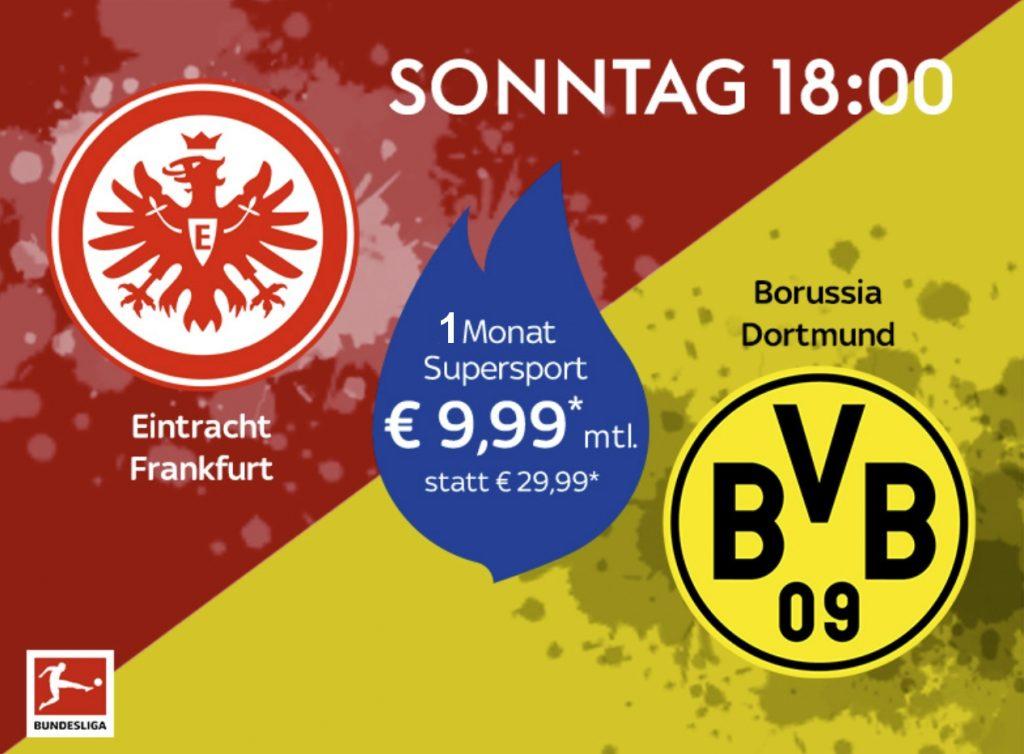 Sky Ticket Sport - JETZT nur 9,99€* im 1. Monat! ⚽️