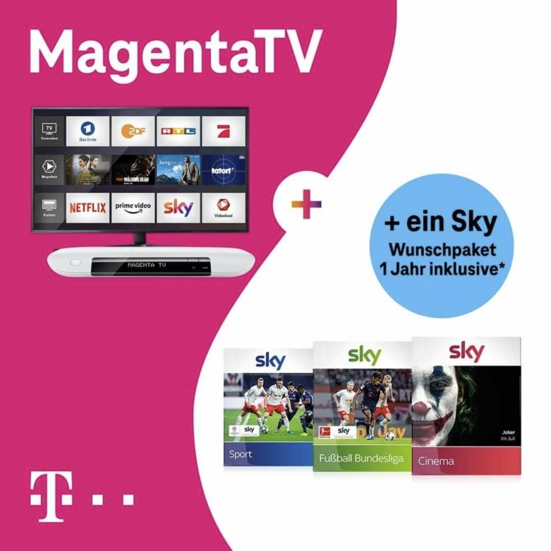 Telekom Sky Angebot