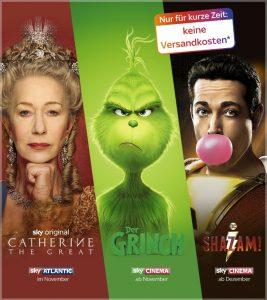 Die besten Filme & Serien in HD/UHD ab 22,49€/Monat*!