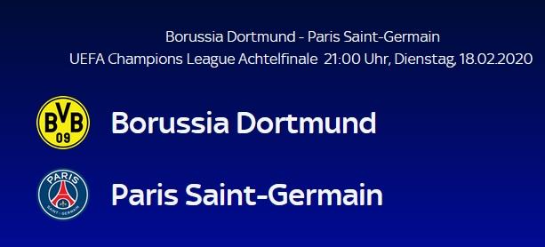 Dortmund Paris Sky