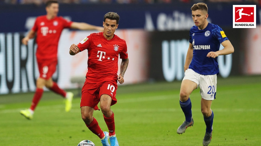 Bayern Schalke Sky