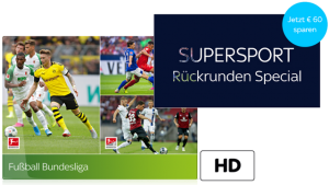 6 Sky Bundesliga Angebote ab 9,99€ zur Rückrunde 2020!