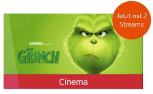 Sky Ticket Cinema Angebot - für 4,99€ Sky Filme streamen!