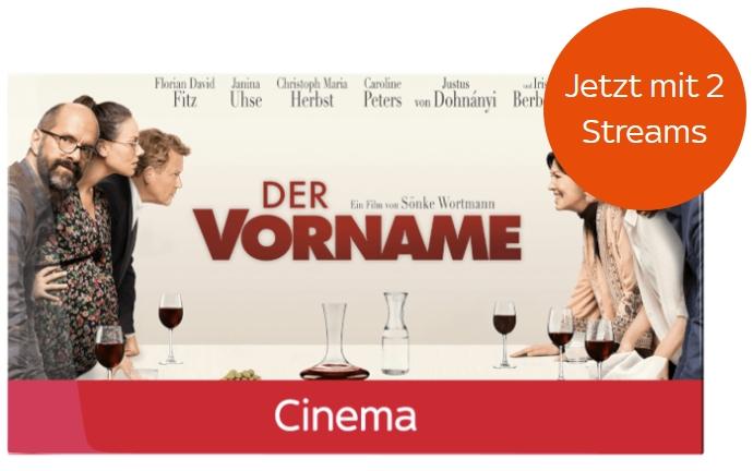 Sky Ticket Cinema Filme