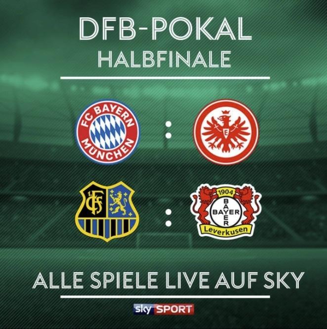 Alle Dfb Pokal Finale