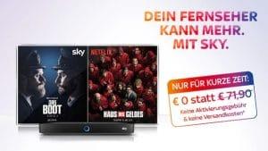 Alle Sky Serien und Netflix. Sky Angebot ab 19,99€ mtl.*! TIPP: Hier auch mit Fixpreis buchbar!