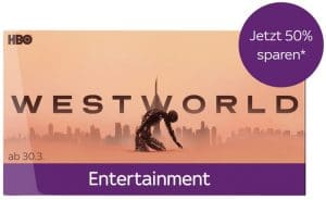1 Monat Sky Entertainment Ticket - JETZT alle Serien nur 4,99€!