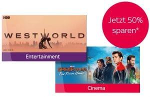 Fiction KOMBI von Sky Ticket: 1 Monat nur 7,49€, danach dauerhaft günstig