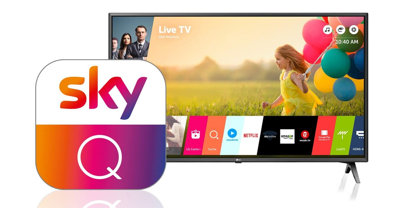 Lg Tv Sky Go