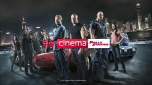 """Alle acht """"Fast & Furious""""-Hits jetzt bei Sky Ticket"""