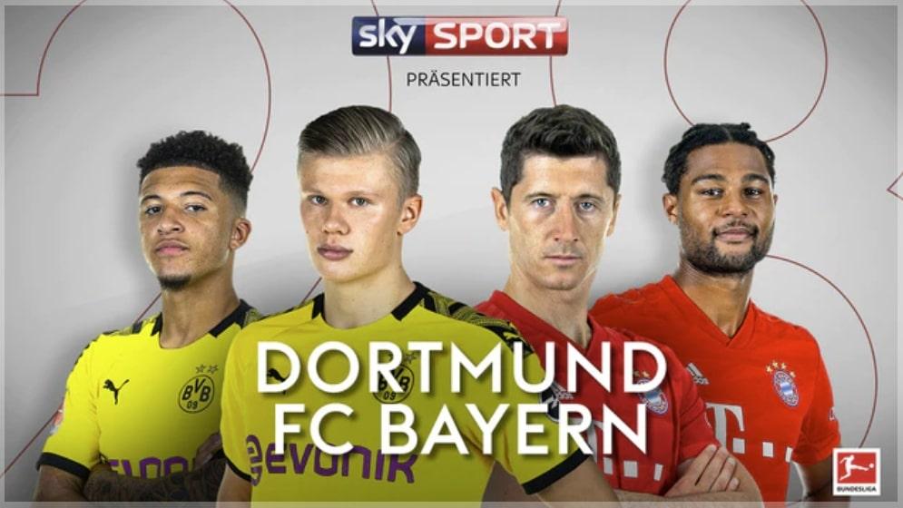 Tickets Dortmund Gegen Bayern