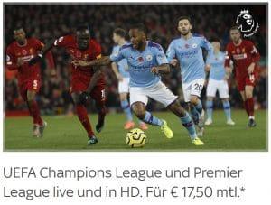 Sky Sport Angebot - Nur 17,50€/Monat für Sky Sport Paket in HD!