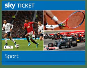 Sky Sport Ticket inkl. UEFA Champions League & Formel 1 ⚽️ JETZT: ab 9,99€ für 1 kompletten Monat!