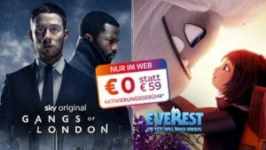 NEU: Sky Angebot inkl. aller Serien in HD ab 12,50€ mtl.!