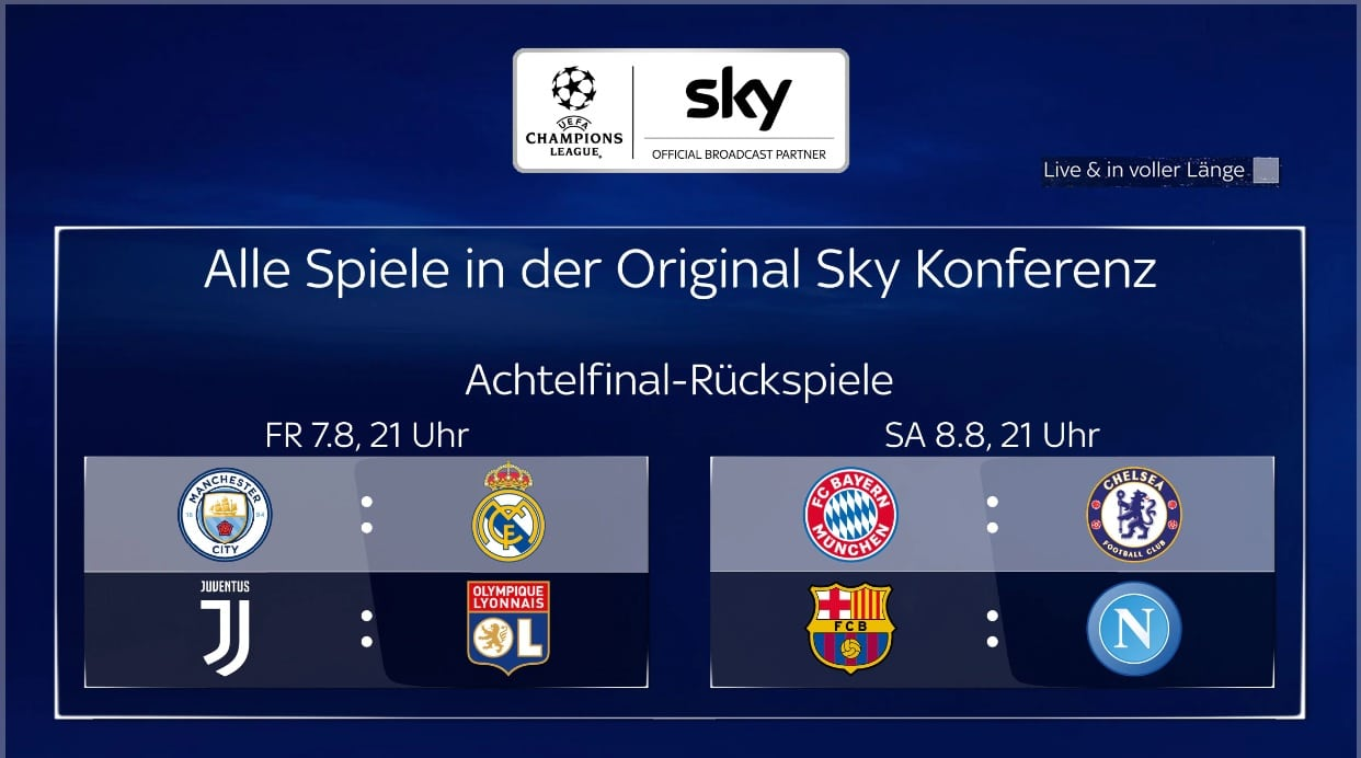 Sky Fussball Angebote